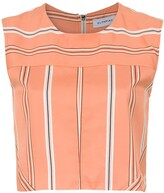 Olympiah Piaggia cropped top