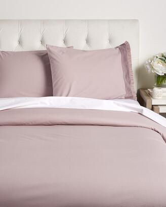 Boho Bed Velvet Ruffle Duvet Set