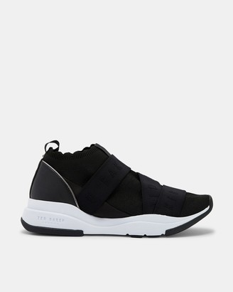 Ted Baker ADRIHA Elastic strap running trainers