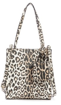 GUESS Picnic Tote with Mini Pouch