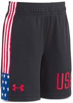 Under Armour Boys' USA Shorts - Little Kid