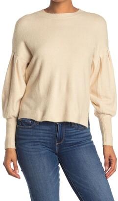 Hyfve Bubble Sleeve Oversized Sweater