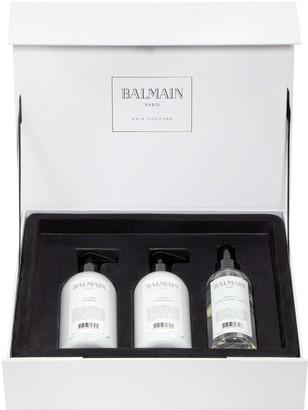 Balmain Paris Hair Couture Volume Hair Care Set
