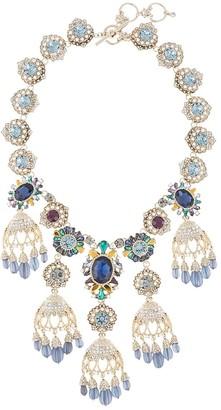 Marchesa Regal Affair Drama collar necklace