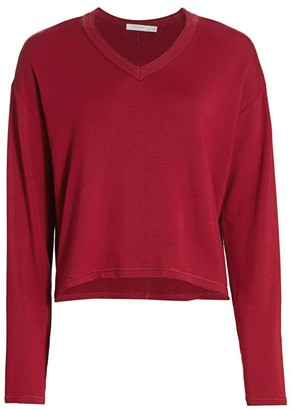 Rag & Bone Surplus V-Neck Pullover