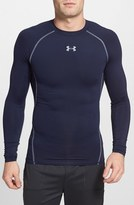 Under Armour HeatGear ® Compression Fit Long Sleeve T-Shirt