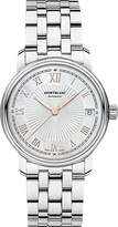 Montblanc 114367 Tradition stainless steel and rose gold-plated watch
