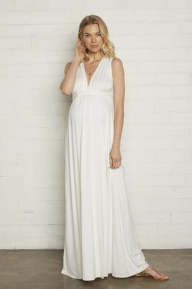 Maternity Long Sleeveless Caftan