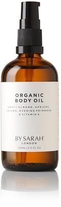 By Sarah London Organic Body Oil
