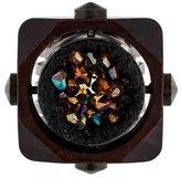 Lanvin Embellished Cuff Bracelet