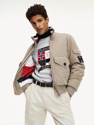 Tommy Hilfiger Icon TH Flex Bomber Jacket