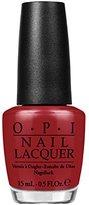OPI Nail Lacquer Romantically Involved, 0.6 Ounce