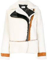 Lanvin fur coat