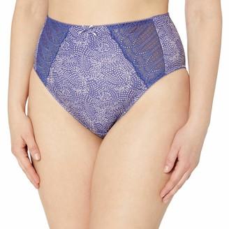 Elomi Women's Plus Size Mariella Stretch Lace Insert Brief