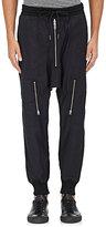 Nlst Men's Cotton Harem Flight Pants-Black Size Xs