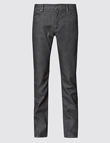 Autograph Straight Fit Stretch Jeans