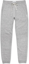Reigning Champ Slim-fit Loopback Cotton-jersey Sweatpants - Gray