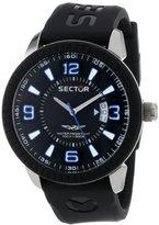 Sector Unisex R3251119001 Marine 400 Analog Stainless Steel Watch