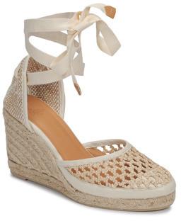 Castaner CAROLA women's Sandals in Beige