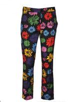 Moschino Daisy Print Trousers