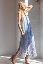 Kimchi & Blue Kimchi Blue Deluxe Mermaid Midi Dress