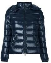 Moncler Women's Blue Polyamide Down Jacket.