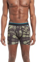 Stance Men's Wholester Burnout Stretch Modal Boxer Briefs