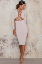 Nookie Tropicana Long Sleeve Dress