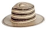 Rag & Bone Women's Stripe Panama Hat