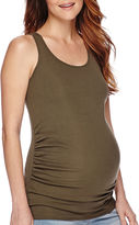A.N.A a.n.a Maternity Racerback Tank Top