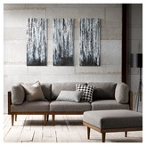 Nobrand No Brand Hutton Set Of 3 Printed Canvas With Gel Coat