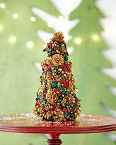 "Salzburg Creations Tartan Cheer Christmas Tree, 12"""
