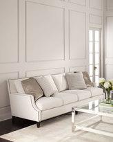 bernhardt living room furniture. Bernhardt Melena Sofa  Ivory Living Room Furniture ShopStyle