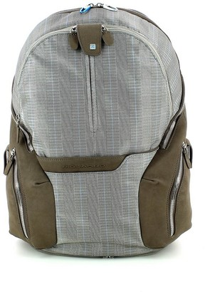 Piquadro Gray Backpack