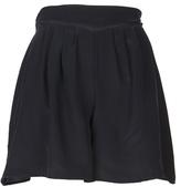 MOTHLOVE - Fiery jewel shorts