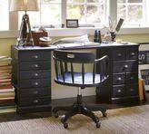 Pottery Barn Printer's Rectangular Desk Set