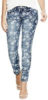 GUESS Floral Jacquard Jeggings