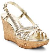Lauren Ralph Lauren Quaylin Platform Wedge Sandals