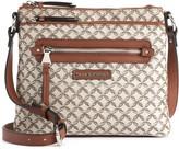 Dana Buchman Gracie Signature Crossbody Bag
