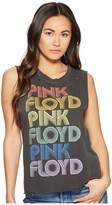Lucky Brand Pink Floyd Tank Top Women's Sleeveless
