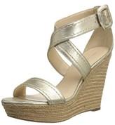 Marc Fisher Women's Haely Platform Slide Sandal.