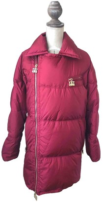 DSQUARED2 Burgundy Coat for Women