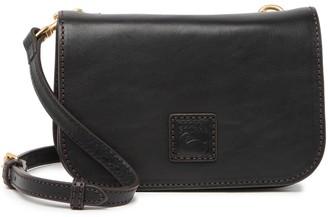 Dooney & Bourke Florentine Leather Convertible Crossbody Bag