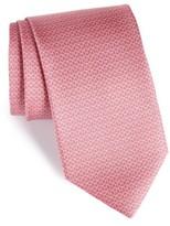 Salvatore Ferragamo Men's Gancini Silk Tie