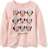 Old Navy Disney© Minnie Mouse Graphic Tee for Toddler