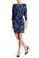 Nine West Dolman Sleeve Blouson Dress