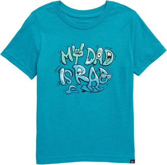 Quiksilver Rad Dad Graphic Tee