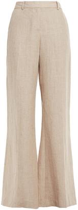 MICHAEL Michael Kors Linen Wide-leg Pants