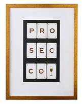 Fashion World Arthouse Prosecco Framed Print