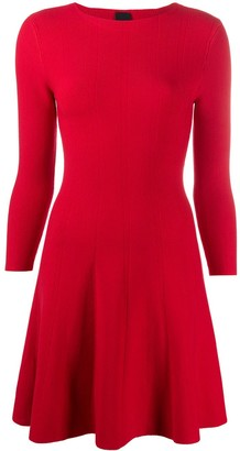 Pinko Fit-And-Flare Jersey Dress
